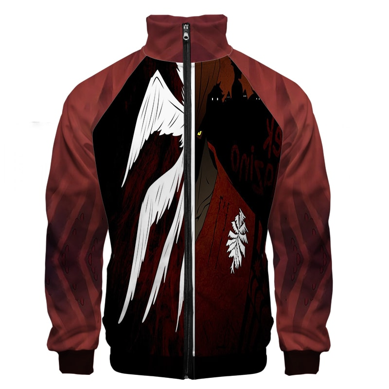 Tower of God Premium Brushed God Urek Mazin Sweatshirt Hoodie Jacket