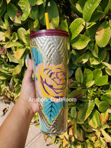 Starbucks Gold tumbler