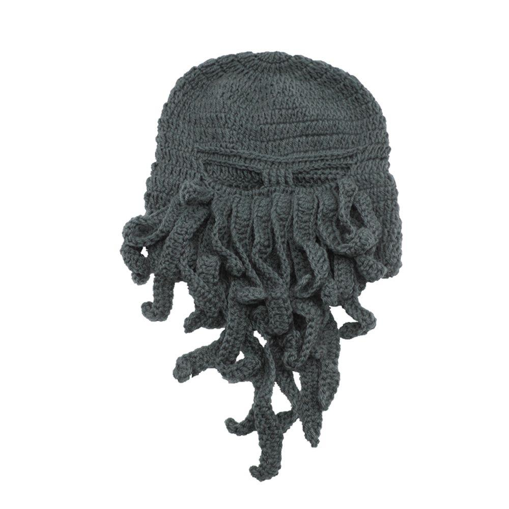 Face Cthulhu\' Davy Jones - Pirates of the Caribbean Tentacled Ski ...