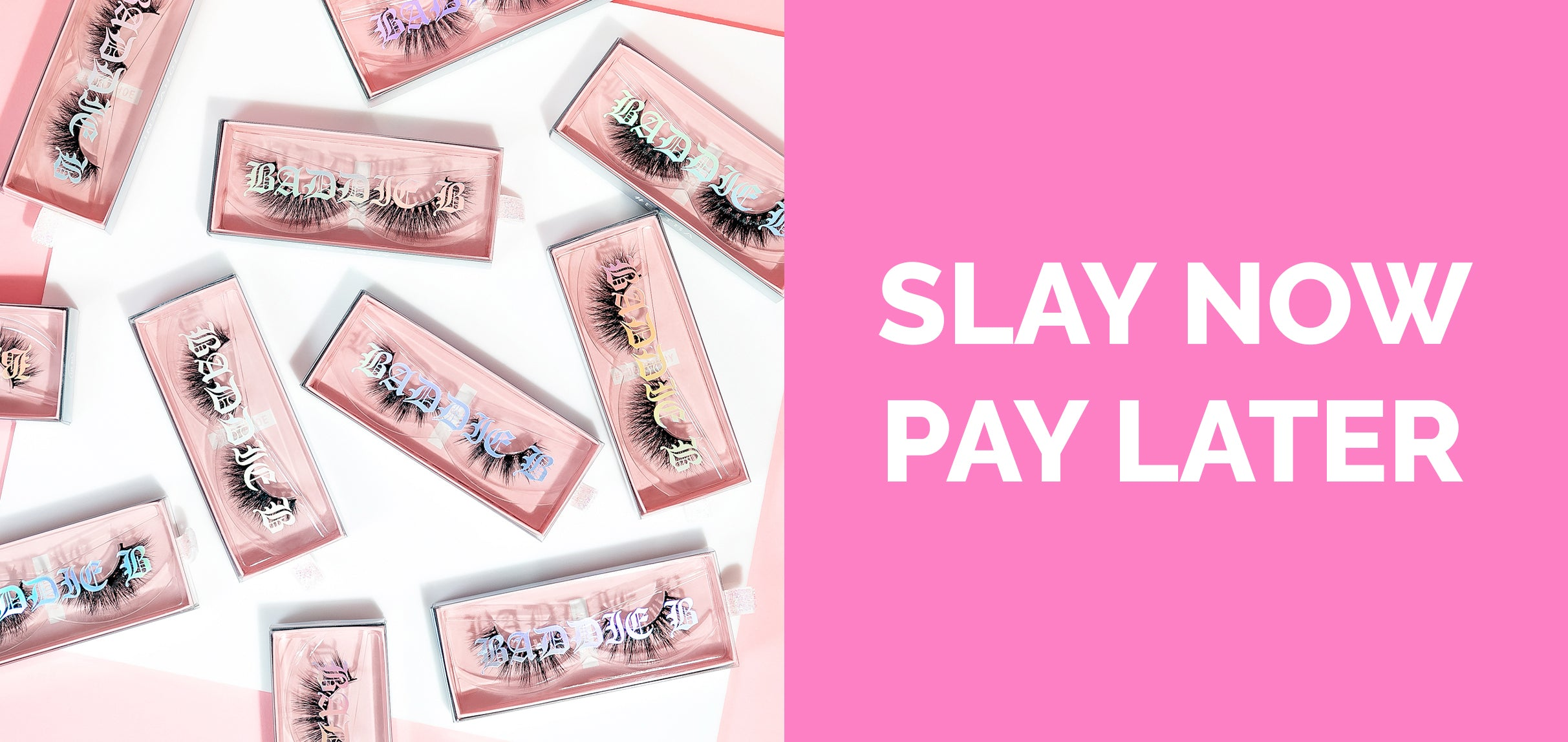 slay now pay later