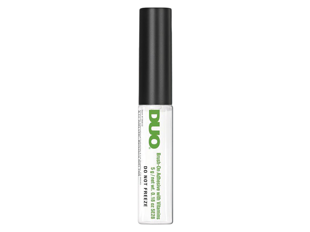 DUO LASH GLUE - CLEAR - Baddie B Lashes