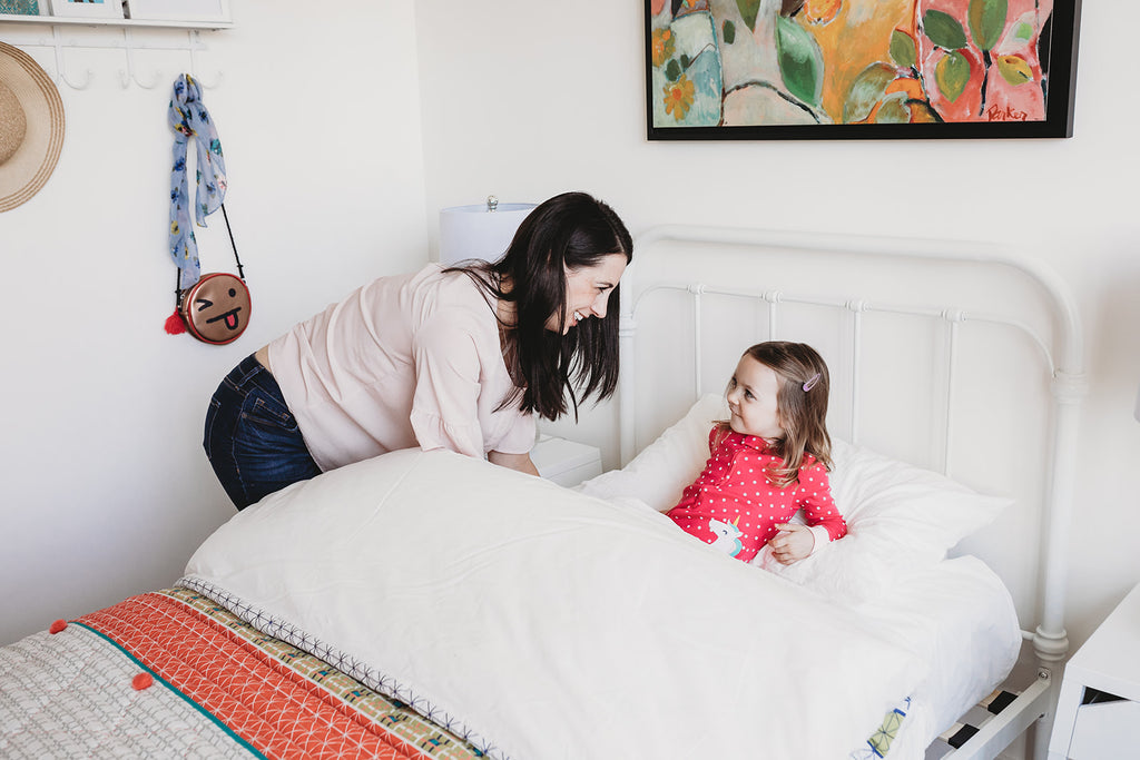 toddlermonitor SLEEP EXPERT SERIES: How to break the habit of laying down with your child