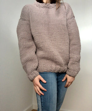 The Classic Crew Sweater