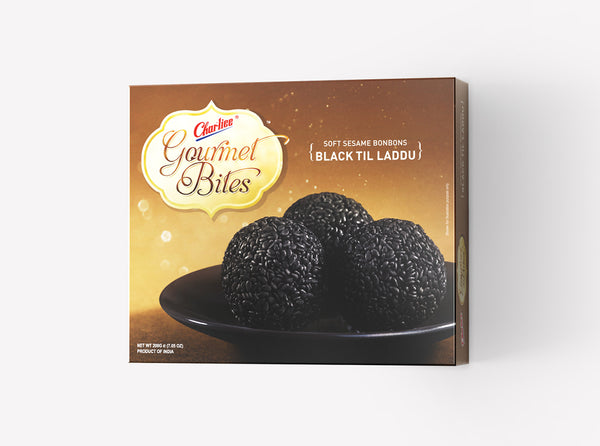 SOFT BLACK TIL LADDU