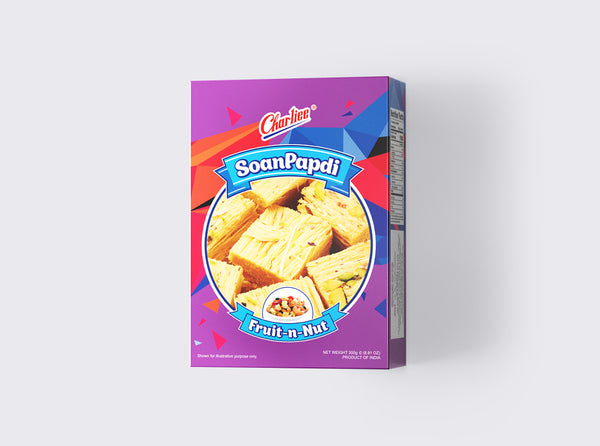 FRUIT & NUT SOAN PAPDI