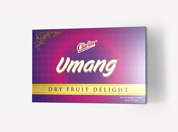 UMANG DRY FRUIT DELIGHT 3 IN 1