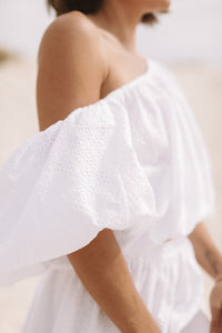 EMBROIDED KEA SKIRT