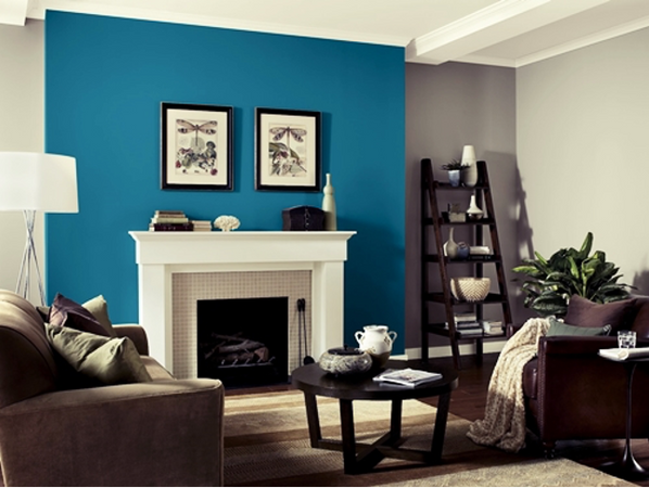 How to Choose an Accent Wall and Color Options | The Artisen
