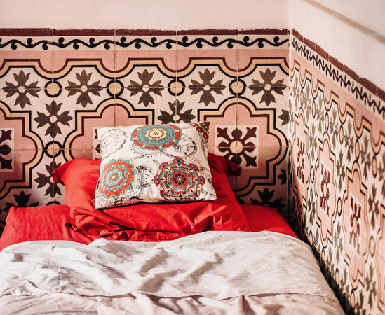 Bohemian Abode: 6 Unique Ways To Make Your Beautiful Boho Bedroom | The Artisen | The Artisen