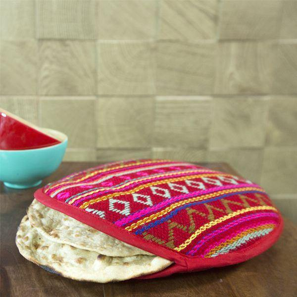 Flat Tortilla Warmer | The Artisen