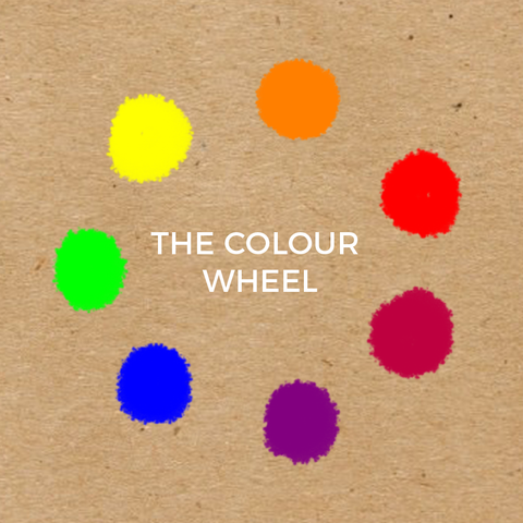 Use the colour wheel while choosing the colours in your next home