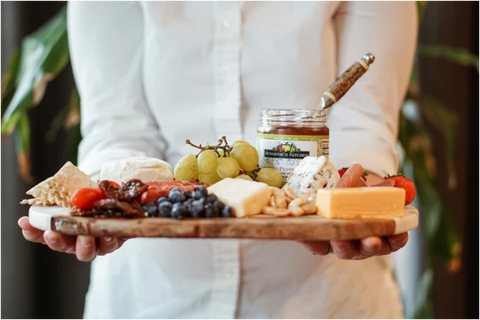 What is on a Charcuterie Board?