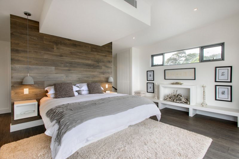 Accent walls in your bedroom