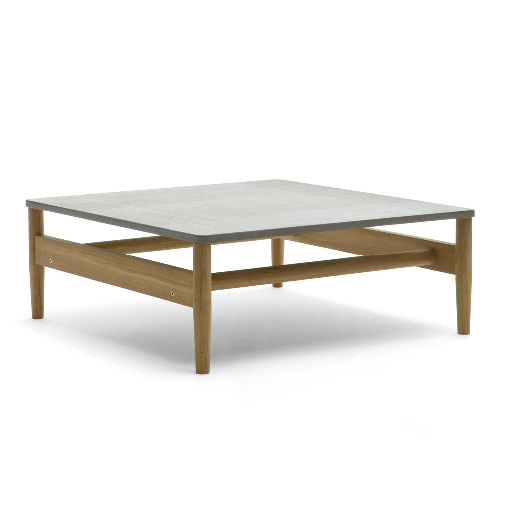 Road 226 Teak Coffee Table