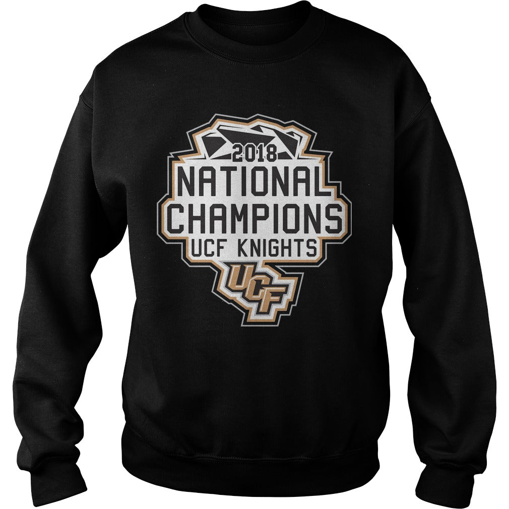 2018 national champions UCF knights shirt SweatShirt