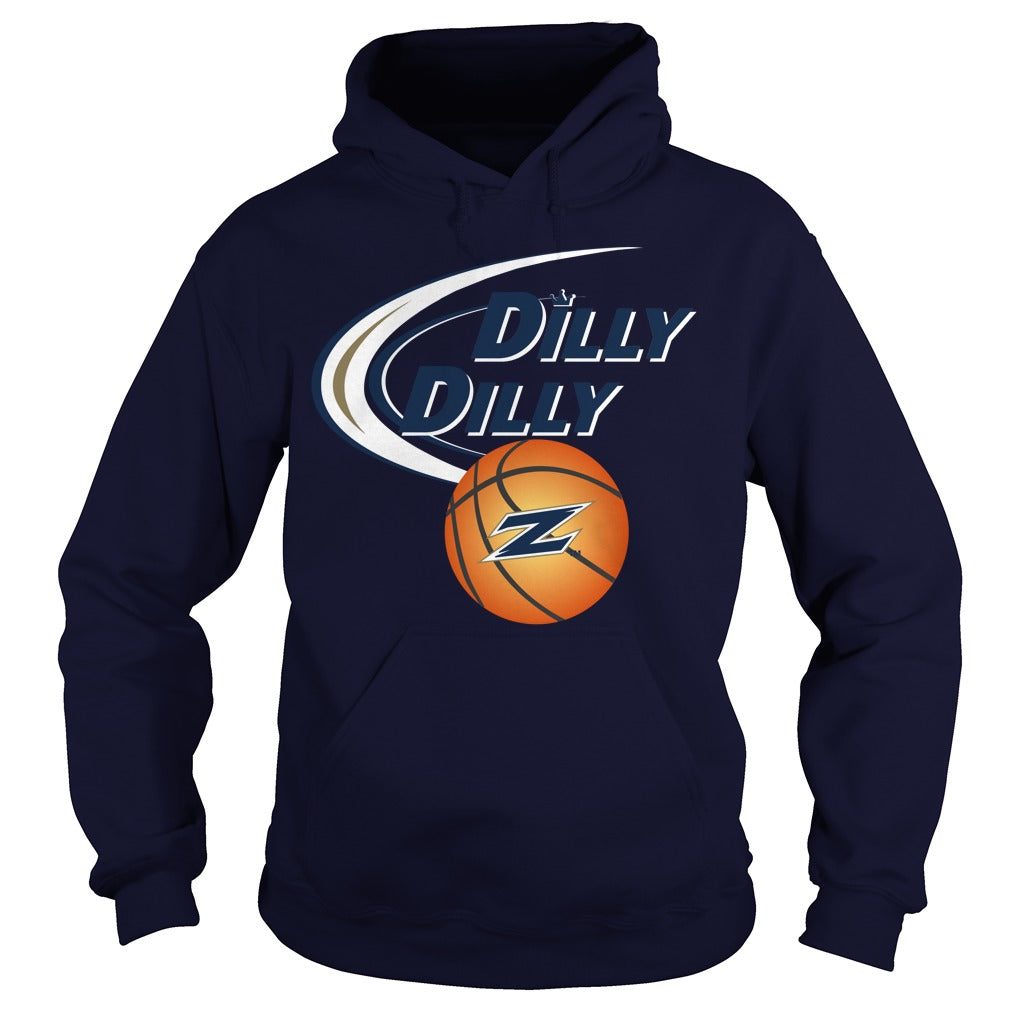 new style 916fc 5aa57 Dilly Dilly Akron Zips NCAA basketball shirt Hoodie