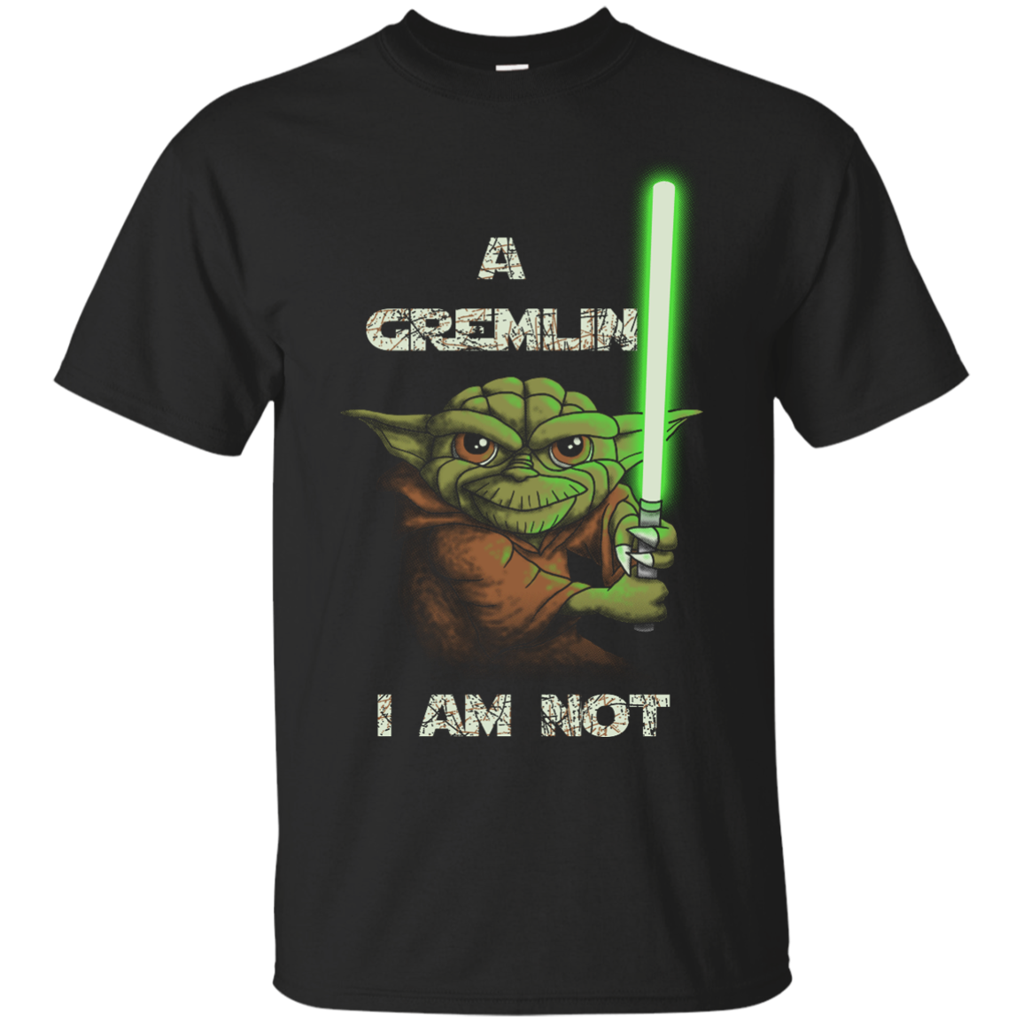 A Gremlin I Am Not T-Shirt Men