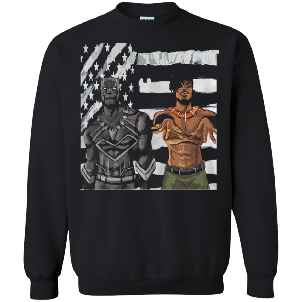 Back Panther Stankonia Wakanda Shirt Sweatshirt Men