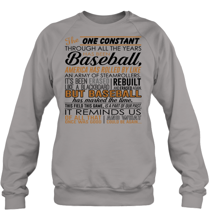 designer fashion a3032 3d462 Field of Dreams Terence Mann Quotes Sweatshirt Hanes