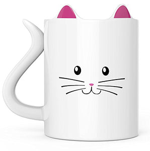 The Kitty Cat Mug