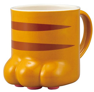 Tiger Cat Paw 9 Oz. Mug
