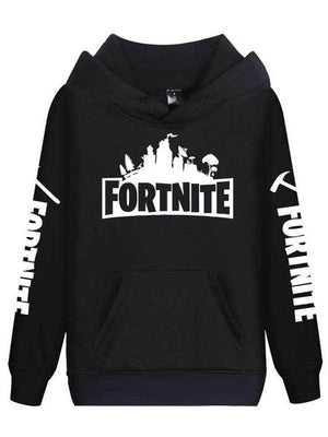 Fortnite Unisex Cotton Pullover Graphic Hoodie