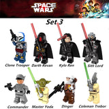 Star Wars Figures Set