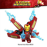 Marvel and DC Lego Super Heroes Figures Mini Figures Marvel and DC Comics Batman Spiderman IronMan Thor DeadPool and Many More