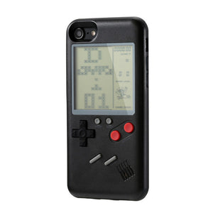 PLAYABLE NEW RETRO TETRIS NINTENDO GAMEBOY BLOKUS CONSOLE IPHONE CASE