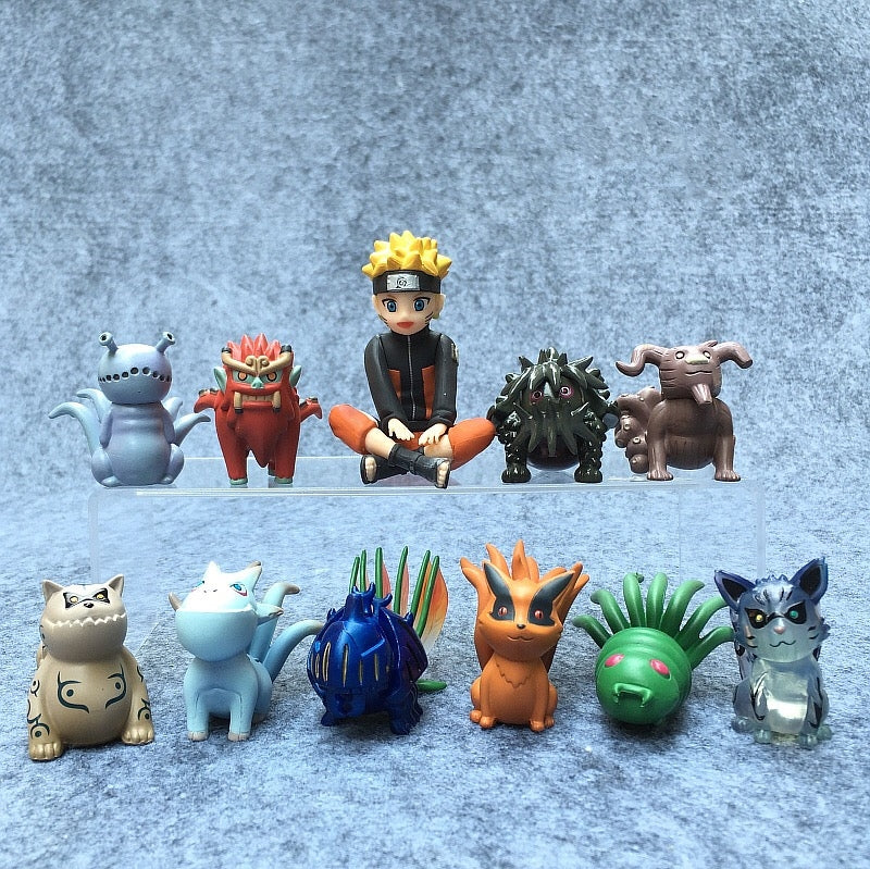 Naruto Mini Figure Collectible Model
