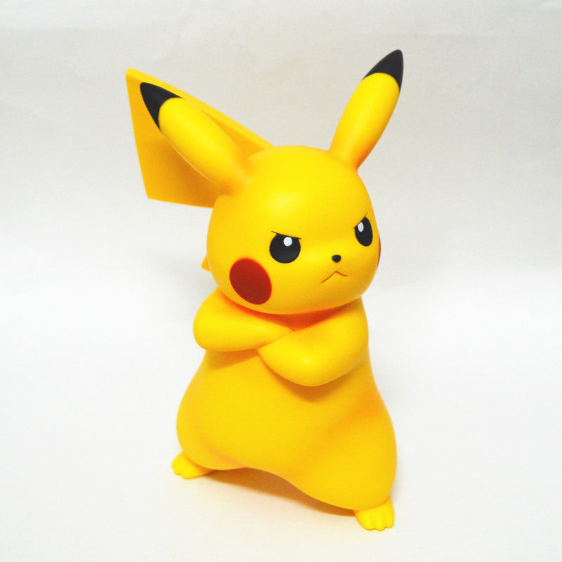 Pikachu Cos Action Figure Toy