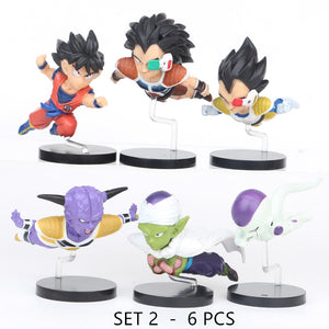 Dragon Ball Flying Window Sticker Set