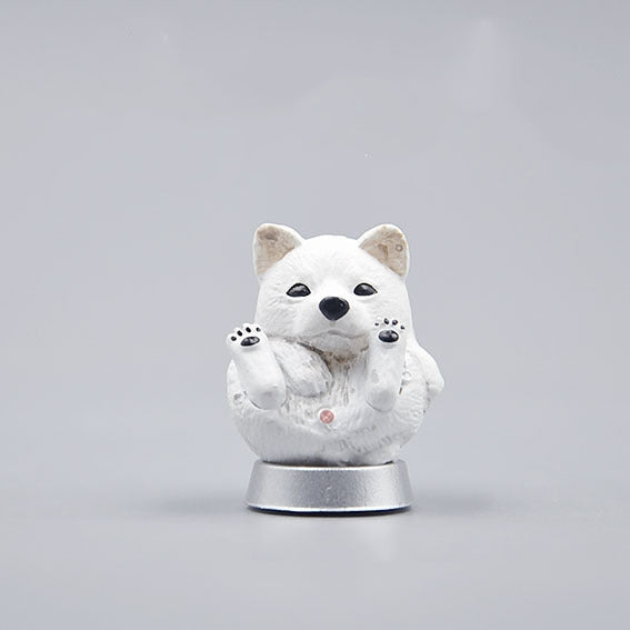 Cute Animal Model Orament Set