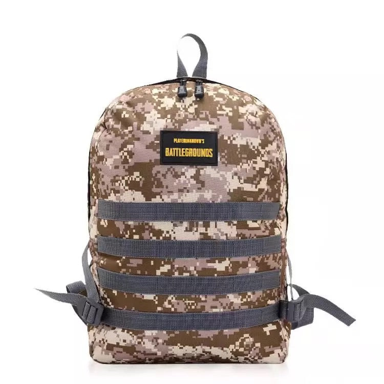 Upgraded version of the level 3 backpack based on the PUBG