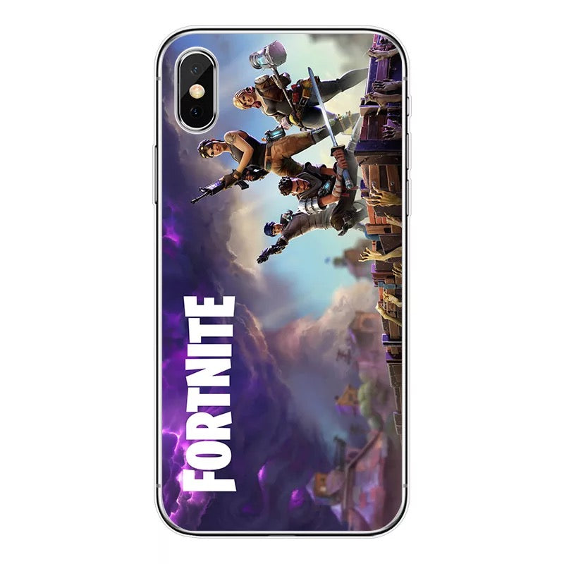 Fortnite Battle Royal Phone Case Cover