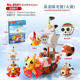 Anime Minifigures Set and Accessories