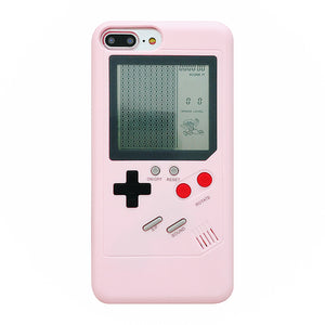 PLAYABLE RETRO NINTENDO GAMEBOY IPHONE CASE