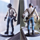 PUBG PVC Figure 3D Garage Kit