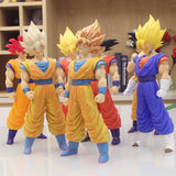 Dragon Ball Action Figures Set