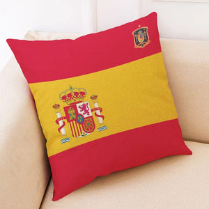 Soccer Team Cushion Pillow