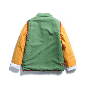 Original Dragon Ball Chiaotzu Cos Thick Cotton Coat (Japan Import)