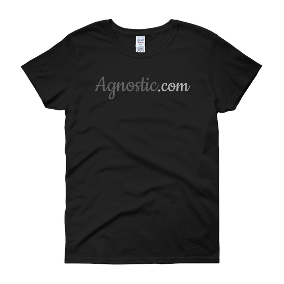 Women's Dark Logo T-Shirt