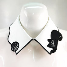 Fashion Collar with Embroidery