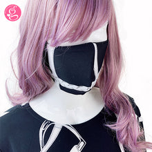 Flamenco Blouse Harness Link with Mask