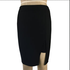 Day to Night Side Slit Pencil Skirt