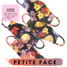 Petite Face Printed Filter Pocket Face Cloth - Sold P90 Per Piece - LIMITED EDITION PRINTS - choose your design from the menu