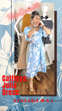 Cattleya Julia Dress