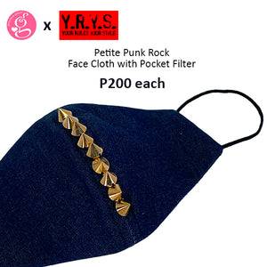 Punk Rock Petite with Filter Pocket by YRYS
