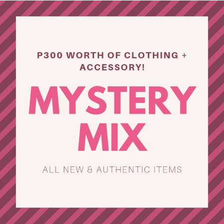 The Fashion + Accessory Mystery MIX