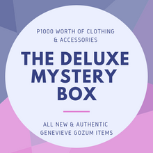 The Deluxe Mystery MIX